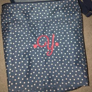Thirty one Picnic Thermal Tote -Y- embroidered